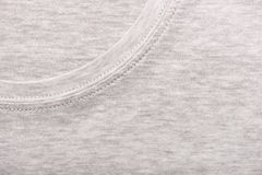 Gray fabric texture. Clothes background Royalty Free Stock Photo
