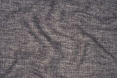 Gray fabric texture Stock Photos