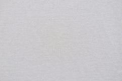 Gray Fabric Texture liso Fotografia de Stock Royalty Free