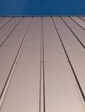 Gray facade. Of a building in the Netherlands Stock Photos