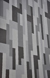 Gray facade Royalty Free Stock Photos