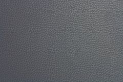 Gray Fake Leather Pattern Royalty Free Stock Photography