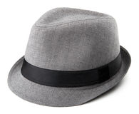 Gray Fedora Stock Photo