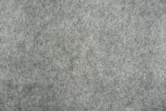 Gray felt texture Royalty Free Stock Photos