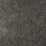 Gray felt texture for background. Stock Images
