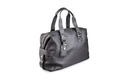 Gray female bag-1 Royalty Free Stock Photos