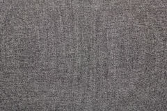 Gray fine fabric background Royalty Free Stock Image