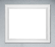 The gray frame Royalty Free Stock Photos
