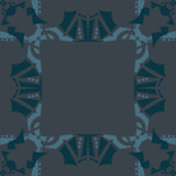 Gray Frame Background Royalty Free Stock Images