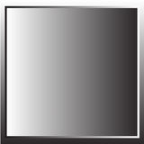 Gray frame background Stock Photography