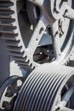 Gray Gear Lizenzfreies Stockfoto
