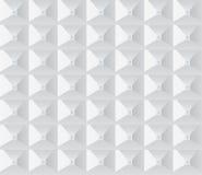 Gray Geometric Texture Imagen de archivo