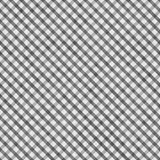 Gray Gingham Pattern Repeat Background médio foto de stock