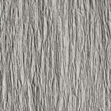 Gray goffered paper texture Royalty Free Stock Photos