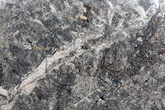 Gray granite stone texture. Natural, solid patterned abstract. High resolution photo Stock Image
