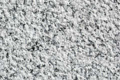Gray granite surface Royalty Free Stock Image