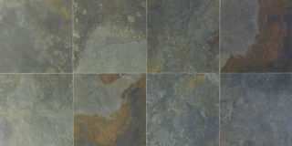 Gray granite Stock Image