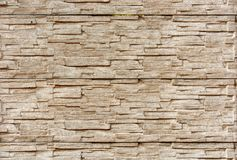 Gray granite wall Stock Images