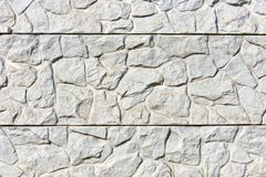 Gray granite wall Royalty Free Stock Image