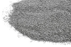 Gray gravel Royalty Free Stock Photo