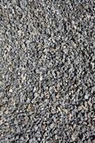 Gray gravel background Stock Photo