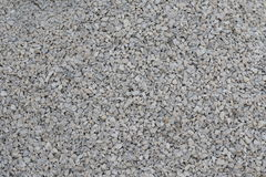 Gray gravel background Royalty Free Stock Image