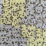 Gray-green camouflage net as background Royalty Free Stock Photos