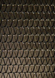 Gray grid as background with light behind it Royalty Free Stock Image