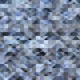Gray Grid Mosaic Background, calibres créatifs de conception Photo libre de droits