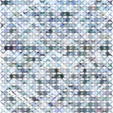 Gray Grid Mosaic Background, plantillas creativas del diseño Fotos de archivo libres de regalías
