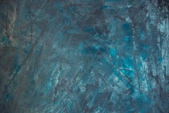 Gray Grunge Abstract Texture Background blu immagine stock