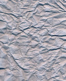 Gray and grunge creased paper Stock Photography