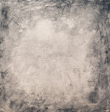 Gray Grunge Textured Wall Royalty Free Stock Images