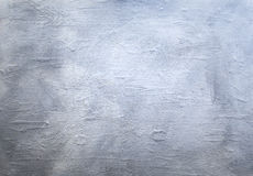 Gray grungy texture.Decorative plaster Stock Photo