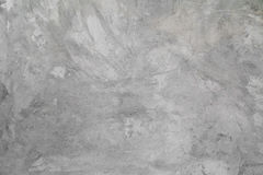 Gray grungy wall Stock Image