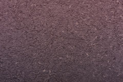 Gray handmade mulberry paper texture Stock Photography