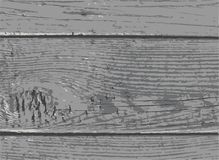 Gray hardwood wooden plank texture background Stock Images
