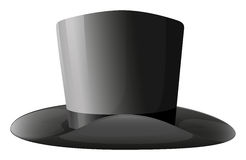 A gray hat Stock Image
