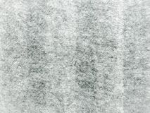 Gray heather fabric texture. Real heather grey knitted fabric made of synthetic fibres textured background. Stock Photography