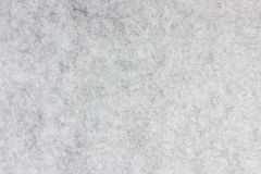 Gray heathered felt Stock Photography