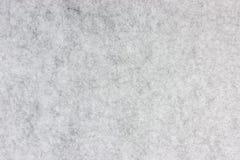 Gray heathered felt Stock Photography