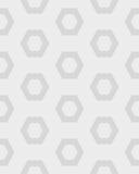 Gray hexagon seamless pattern. Geometric gray hexagon seamless pattern Royalty Free Stock Image