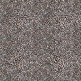 Gray industrial gravel seamless texture Royalty Free Stock Image