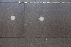 Gray insulation background stock photography
