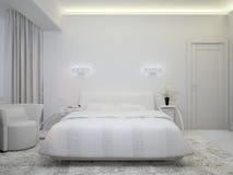 Gray interior. A gray 3d interior composition Royalty Free Stock Photography