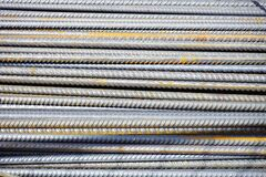 Gray Iron Steel Rods Stock Images