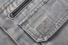 Gray jacket Royalty Free Stock Photos