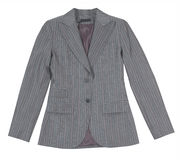 Gray jacket Royalty Free Stock Image