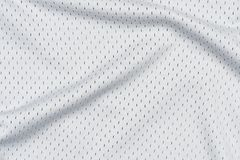 Gray Jersey For Background Royalty Free Stock Image