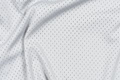 Gray Jersey Fabric 4 Royalty Free Stock Photography